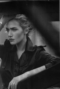 If I could choose any Hollywood actress to be...it would be Kate Winslet...