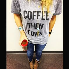 "Shop it: https://loox.io/p/4kG0QLNmlZ?ref=loox-pin | ""LOVE my shirt, already worn it 2x this week. I can't wait to order another color soon ❤️..."" -Geena M. #Women #Shirts"