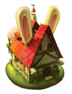 ArtStation - 토끼집, H J W