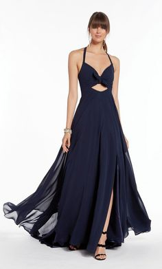 Alyce Prom 1381 The fabric in this The Secret Dress by Alyce Paris style is Chiffon Straps Prom Dresses, Prom Dress Stores, Modest Fashion, Fashion Dresses, Weird Fashion, Evening Dresses, Formal Dresses, Chiffon Dress, Dress Collection