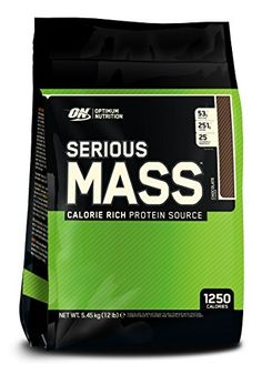 Optimum Nutrition Serious Mass Chocolate 12 Pound ** To view further for this item, visit the image link.  This link participates in Amazon Service LLC Associates Program, a program designed to let participant earn advertising fees by advertising and linking to Amazon.com.