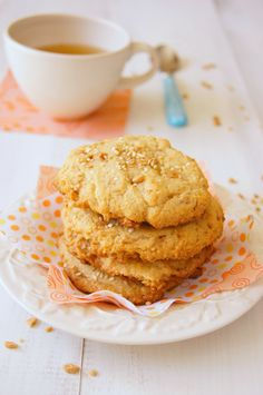 You will need only 30 min to cook it. Best to served this cookies with walnut ice cream or sweet cream dessert. Please click on the photo, then click once more in Yumgoggle to get to this delicious recipe =)