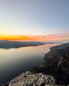 #sunset #instagram #video #followme #picturesquespots #austria #attersee #salzkammergut Austria, River, Celestial, Sunset, Outdoor, Instagram, Outdoors, Sunsets, Outdoor Games
