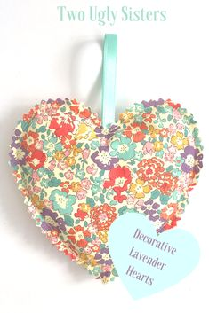Looking for a 'Thinking of You' gift to let someone special know you are always there for them? We think they will love our Decorative Lavender Hearts with Free Delivery. Co ordinating gorgeous handmade blank cards also available Bunting Ideas, Liberty Art Fabrics, Fabric Cards, Lavender Bags, Hanging Hearts, Heart Decorations, Pet Loss, Bereavement, Ribbon Colors