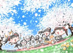 July 7th (Cherry blossom viewing) is only 2 months away! ;)