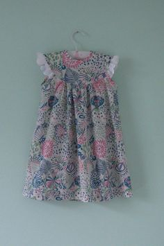 Beautiful liberty dress for a 3 year old with by daisyfleur, $50.00
