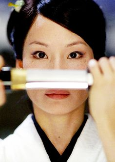 O-Ren Ishii (Cottonmouth), Kill Bill.