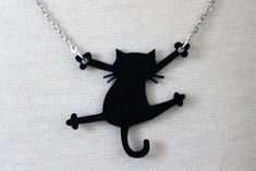 Make using shrinky dinks and knk zing Cat Jewelry, Wooden Jewelry, Leather Jewelry, Leather Craft, Jewelry Crafts, Jewelry Art, Jewelery, Handmade Jewelry, Shrink Plastic Jewelry