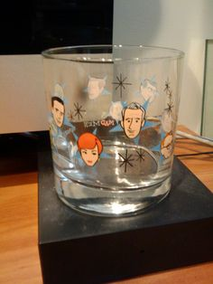 Mad Men Glasses   (*Given to the cast after season 4)