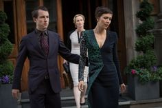 LOOOVE the leopard print Roland Mouret dress Maggie Gyllenhaal wears in the first episode of 'The Honourable Woman'. Power dressing or what. Maggie Gyllenhaal, The Honourable Woman, Power Dressing, Workwear Fashion, Classy And Fabulous, Mode Inspiration, The Guardian, Costumes For Women, Fashion Pictures