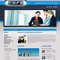 CORE is an innovative dynamic marketing and advertising company found in 2004. Our young creative,active team have proudly positioned CORE as the youngest market leader. We are specialized in marketing , advertising and branding.  www.coremk.com