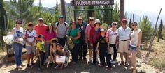 Almuñécar rindió homenaje a los afectados del Asociación 11-M este pasado fin de semana