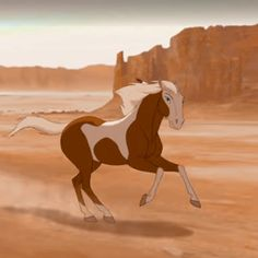 Spirit Horse Movie, Spirit The Horse, Spirit And Rain, Disney Animation, Animation Film, How To Draw Anime Eyes, Horse Movies, Disney Animated Films, Horse Breeds