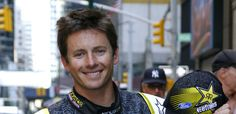 Tanner foust.....he can pick me up and drive me anywhere lol