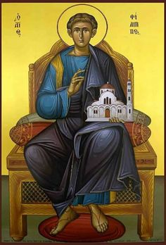 Άγιος (ΚΤ) Orthodox Icons, Ikon, Saints, Children, Movies, Movie Posters, Art, Young Children, Art Background