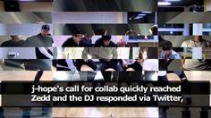 [News Kpop] Does BTS have a partnership with Zedd ?