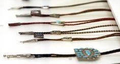 Bolo ties, symbol of the Southwest, in spotlight in Arizona museum.