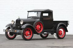 1929 Ford Model A Roadster Pick-up Maintenance/restoration of old/vintage vehicles: the material for new cogs/casters/gears/pads could be cast polyamide which I (Cast polyamide) can produce. My contact: tatjana.alic@windowslive.com