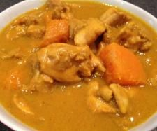 Recipe Pumpkin & Chicken Curry (GF / DF) by Sharon Rigden, learn to make this recipe easily in your kitchen machine and discover other Thermomix recipes in Main dishes - meat. Chicken Pumpkin, Onion Chicken, Chicken Curry, Curry Recipes, Meat Recipes, Cooking Recipes, Pumpkin Curry, Recipe Community, Foods With Gluten