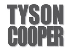 Tyson Cooper supporters of our Cycle ride