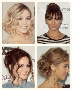 The 9 Most Flattering 5 Minutes Easy Messy Up-do For Daily Creation fashion and trend celebrity updo hairstyle with hair extensions