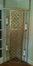 mid century foyer planter box room divider - Google Search