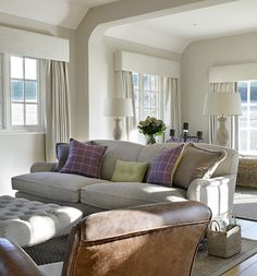 Grade II Listed Farmhouse.  If you like this, why not head on over to http://www.TheHomeDesignSchool.com/signup for more modern country design inspiration, plus get FREE access to our home design resource library.