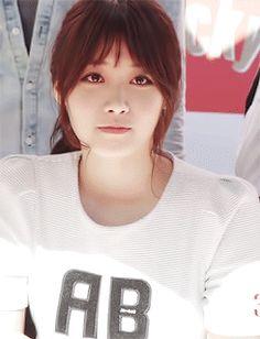 Yura Girl's Day Goofy Girl GIF