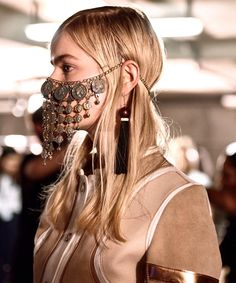 """""""A-mazing face jewellery and our tassel earrings, dazzle the runway show at 〰 styled by mastermind 📸 by…"""" <---- face jewellery, latest diet fad, same same. Face Jewellery, Jewelry, Fad Diets, Tassel Earrings, Tassels, Runway, Studio, Instagram Posts, Style"""