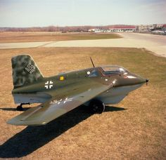 Messerschmitt (Me-163) / Komet: This was the only rocket-powered fighter aircraft ever to have been operational and the first piloted aircraft of any type to exceed 1000 km/h in level flight. In July 1944, German test pilot Heini Dittmar reached 1,130 km/h which was an unofficial flight airspeed record unmatched by turbojet-powered aircraft for almost a decade. Aside from combat losses many pilots were killed during testing and training.