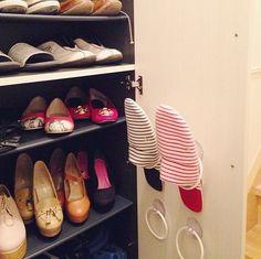 【おしゃれ玄関収納】靴からほうきまで片付くアイデア総集編 | RoomClip mag | 暮らしとインテリアのwebマガジン