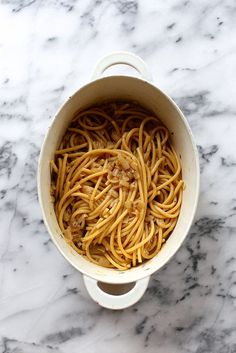 One-Pot French Onion Pasta - Joy The Baker