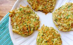 Sweet Potato Zucchini Fritters Recipe | Care2 Healthy Living