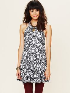 Free People Molly Textured Tunic at Free People Clothing Boutique