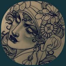 Resultado de imagem para tattoo cigana
