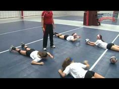 What did I get myself into An Excellent Passing Drill from Dave Shondell! Volleyball Passing Drills, Volleyball Warm Ups, Volleyball Drills For Beginners, Volleyball Skills, Volleyball Practice, Volleyball Setter, Volleyball Games, Volleyball Training, Volleyball Workouts