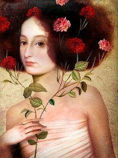 Der Blumenstrauss byCatrin Welz-Stein