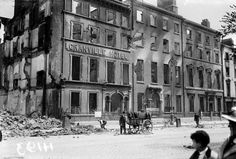 Ireland 1916, Dublin Ireland, Old Photos, Irish, Street View, History, 1930s, Easter, War