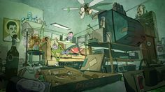 'Nerdland' Trailer: Paul Rudd and Patton Oswalt Want Fame at Any Cost in Raunchy Animated Comedy
