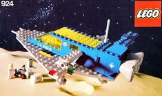 924-1: Space Transporter | Brickset: LEGO set guide and database
