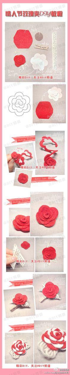 simplest rose