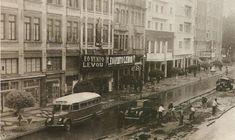 Palácio Avenida - cenário de mudanças em 1941