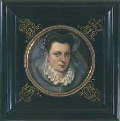 Victoria And Albert Museum, Mona Lisa, Mary, Miniatures, Portrait, Artwork, Painting, Queen, Work Of Art