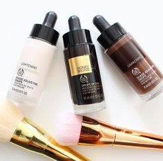 Mix our essential foundations & shade adjusting drops to create gently nuanced tints to highlight and accentuate your best features.