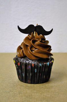 Káča v troubě: Čokoládové cupcakes s chilli