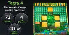 Nvidia muestra la potencia de Tegra 4 con tres juegos optimizados en vídeo  http://www.xatakandroid.com/p/90651