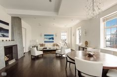 Brown Harris Stevens | Luxury Residential Real Estate: 465 West 23rd Street 19A, Downtown, NYC - $4,995,000
