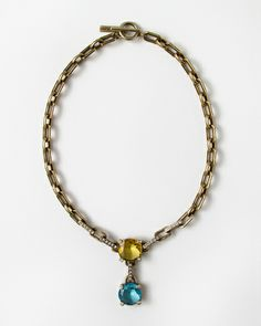 The Pendulum Falls Necklace by JewelMint.com, $36.00