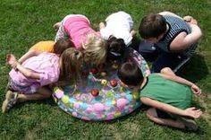Resultado de imagen de juegos para chicos al aire libre