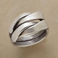 Image result for unusual puzzle rings